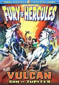 Fury of Hercules (1963) / Vulcan, Son of Jupiter (1961)