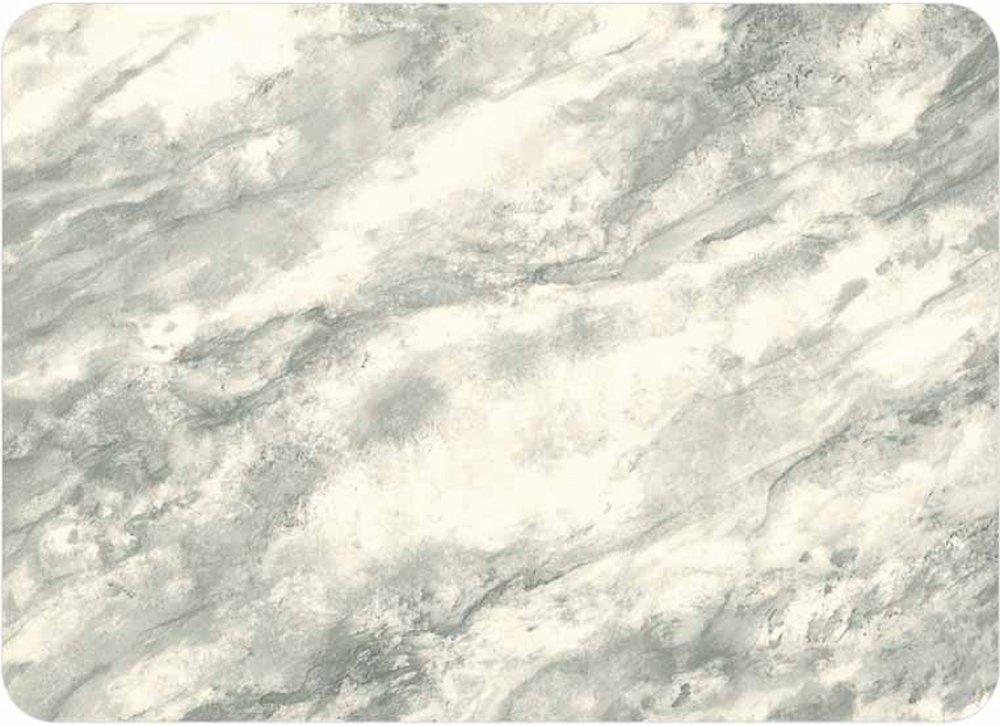 The Emporium Home tabla de - gris mármol de tejones diseño de tamaño grande