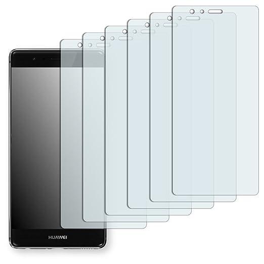 30 opinioni per 6 x Golebo Crystal Pellicola Protettiva per Huawei P9- (Trasparente, Montaggio