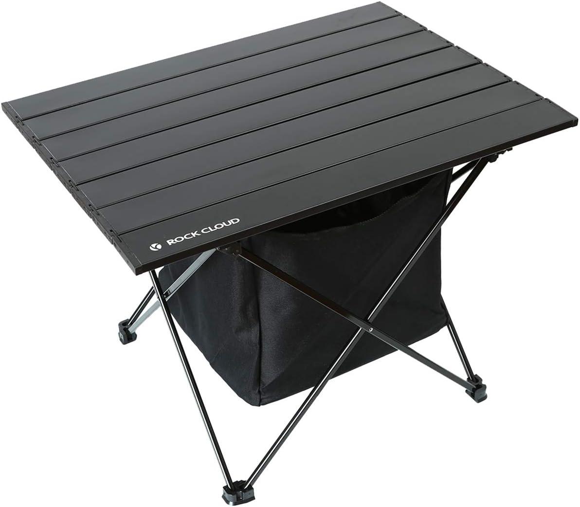 Black Rock Cloud Folding Beach Table Aluminum Portable Camping Table Ultralight
