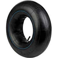 Kungfu Mall 4.10//3.50-4 Inner Tube For Pneumatic Wheels Trolley Wheel 10inch Bent Valve Air
