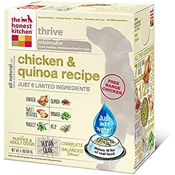 The Honest Kitchen Human Grade Dehydrated Base Mix Dog Food
