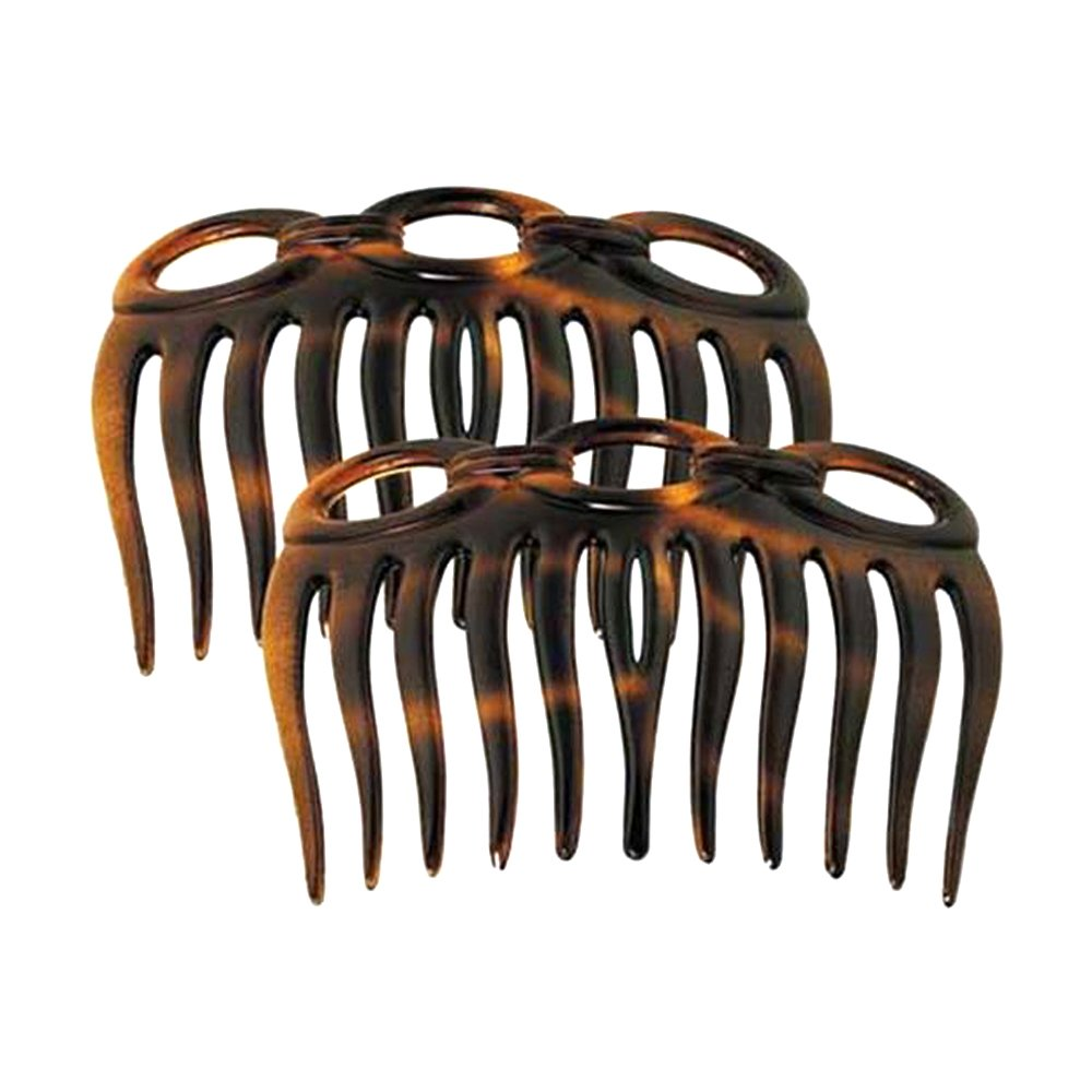 Camila Paris - CP826/2 (3), French woman Hair Accessories, Hair Comb. Strong and Durable Hair Ornaments. Made in France I & J.C Corp