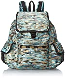LeSportsac Voyager Backpack, Gold Coast, One Size