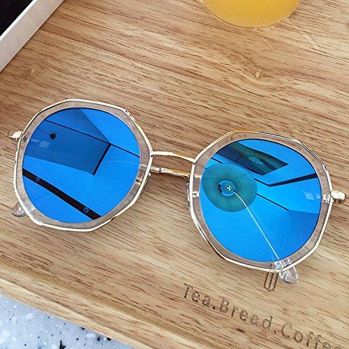 De Y c2 Femenina De C2 Gafas Sol Gafas zhenghao Moda Xue Los Sol Hombres De Personalidad De qRvHnw6