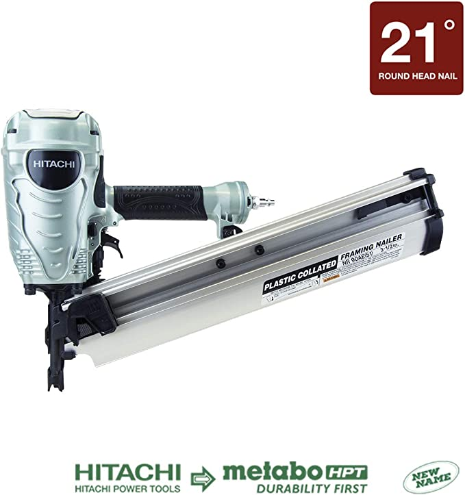 Best Framing Nailer: Hitachi NR90AES1