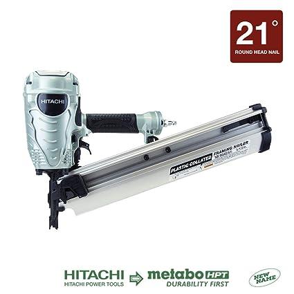 Hitachi Full Head Framing Nailer (NR90AES1)