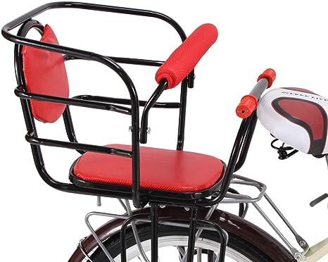 KHXJYC Asiento Trasero Seguro para Bicicletas para niños ...