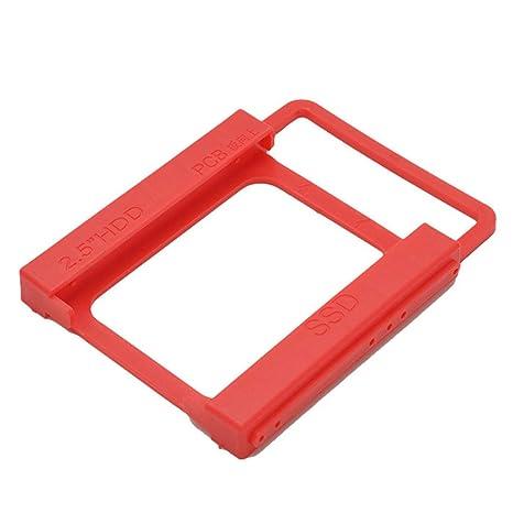 Vococal-2.5 Pulgadas a 3.5 Pulgadas de plástico SSD HDD Soporte de ...