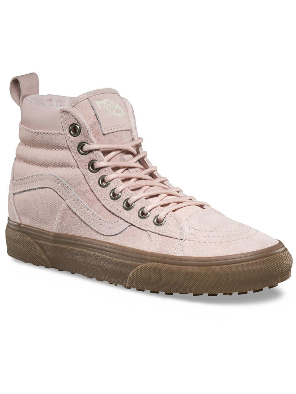 Vans Shoes Sk8-hi Shoes - Sepia Rose/Gum  41 EU|rosa