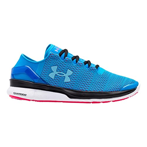 Under Armour Zapatillas deportivas Under Armour UA Speedform? Apollo 2 Dynamo Blue / Harmony Red / White: Amazon.es: Zapatos y complementos