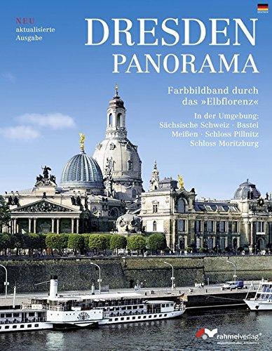 Dresden Panorama (deutsche Ausgabe) Farbbildband durch das Elbflorenz