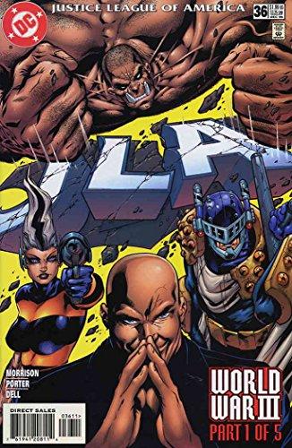 - JLA #36 VF/NM ; DC comic book