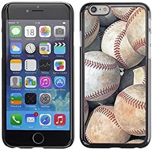 Beautifulcase Baseball Theme Sports Design case cover q5Pab04us8Y Cover for Apple iPhone 6 Plus