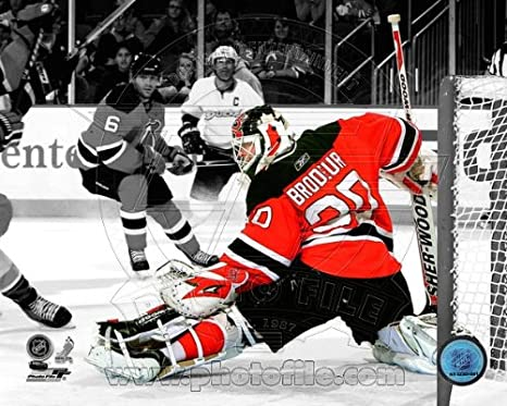 best sneakers 08175 96d24 Amazon.com: Martin Brodeur New Jersey Devils NHL Spotlight ...