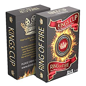 Kings Cup – Waterproof Drinking Game