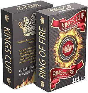 Kings Cup - Waterproof Drinking Game