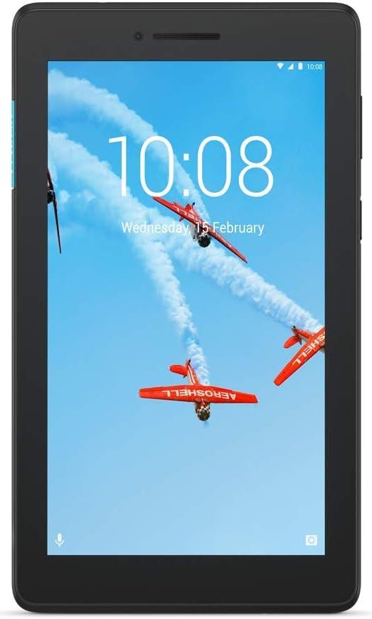 Lenovo Tab E7 TB-7104F 8GB, Tablet HD (Procesador MediaTek MT8167A/D, RAM de 1GB, Memoria Interna de 8GB, Bluetooth 4.0 + WiFi), USB, GE8300, Android, 7