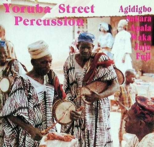 Yoruba Street Percussion (Street Percussion)