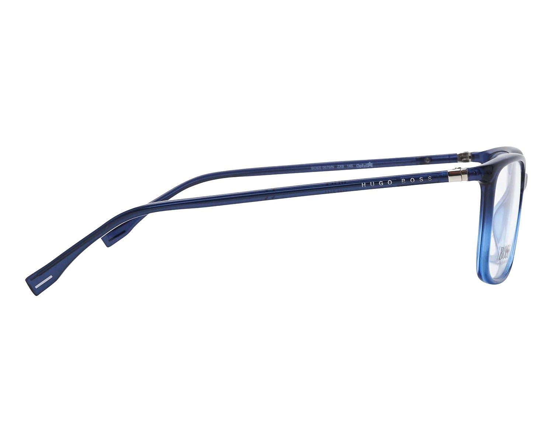 Hugo Boss Brille BOSS-0679 ZX9 Optyl blau kristall