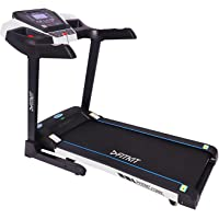 Fitkit FT200 Series (4.5 HP Peak) Motorized Treadmill withFree Dietitian,Personal Trainer, Doctor Consultation and  Installation Services