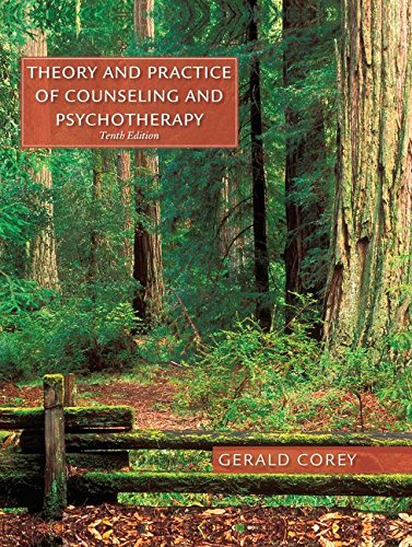 Theory and Practice of Counseling and Psychotherapy by Brooks / Cole