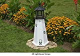 Amish-Made Cape Cod, MA Replica Lighthouse, 39'' Tall