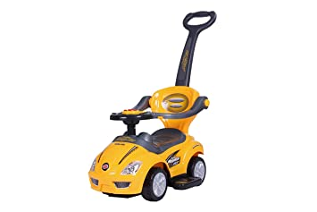 Mega Car Andador/ Correpasillos 3en1 Manillar Para Adultos ...