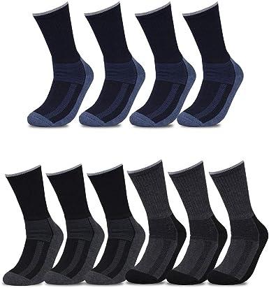 12 paar Arbeitssocken 43-46 Socken Herren Winter Work Thermosocken Wintersocken