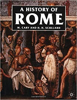 Amazon.com: A History of Rome: Down to the Reign of ...