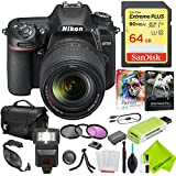 Nikon D7500 DSLR Digital Camera with Nikon 18-140mm Lens Beginner Bundle