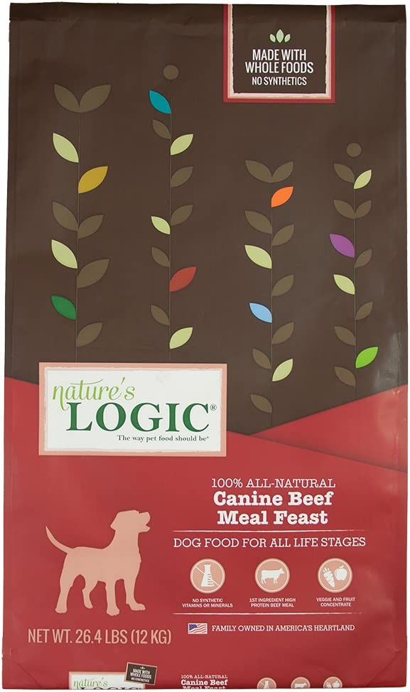 Nature's Logic Dog Food Canine Meal