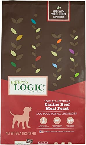 Nature S Logic Dog Food Canine Meal Feast