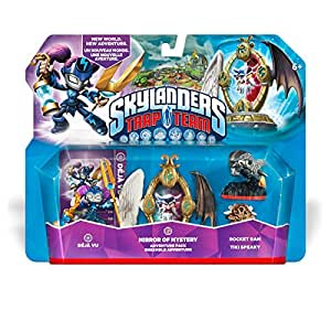 Skylanders Trap Team Mirror Of Mystery Level