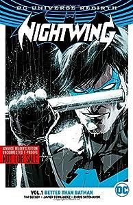 Nightwing Vol. 1: Better Than Batman (Rebirth) at Gotham City Store