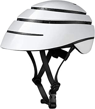 Casco plegable Bicicleta City Commute Balance Scooter Casco ...