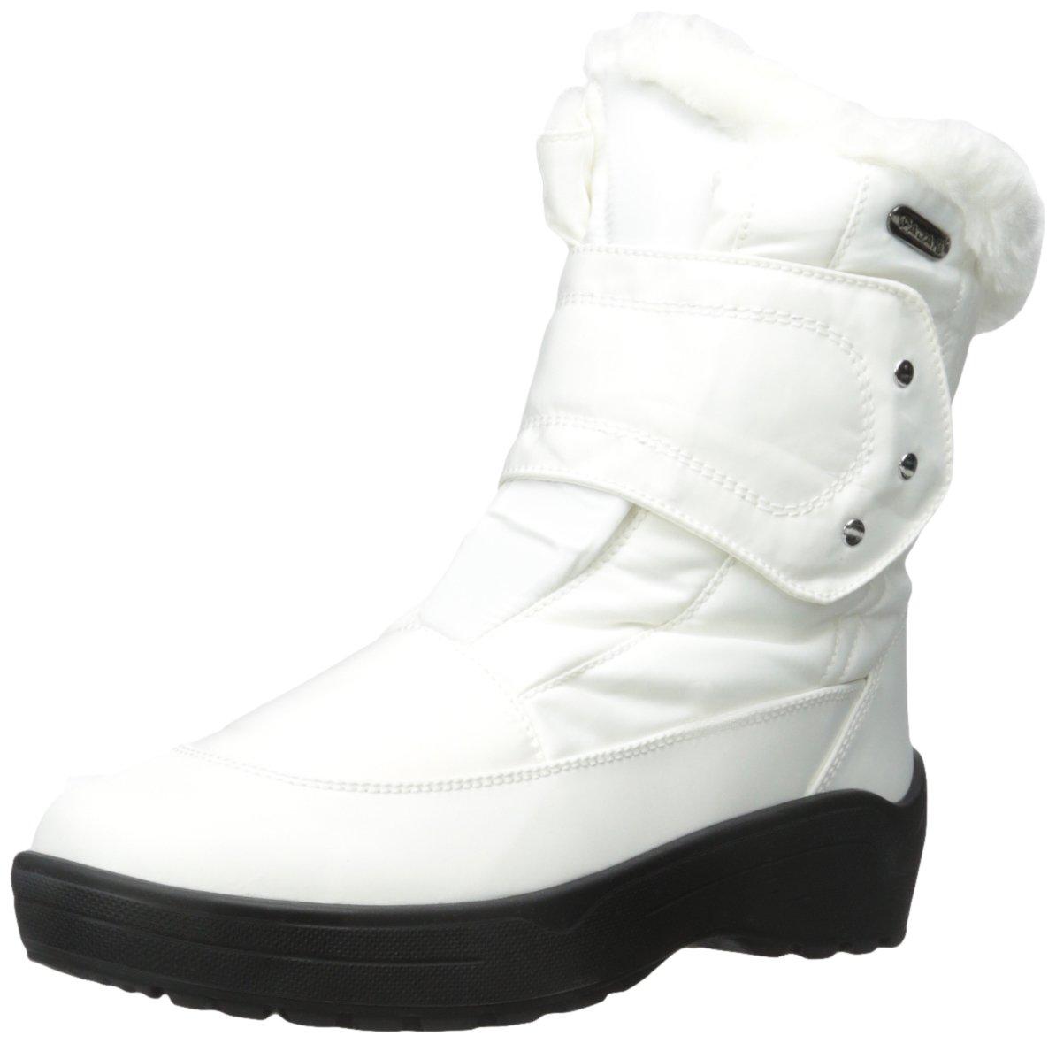 Pajar Women's Moscou-3 Boot B013GI1GIW 41 M EU / 10 B(M) US White