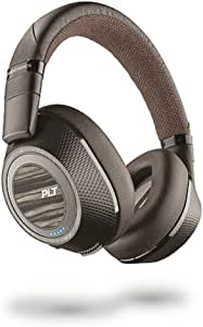 Plantronics Pro 2 Wireless Noise Cancelling Backbeat - Headphones Black & Tan