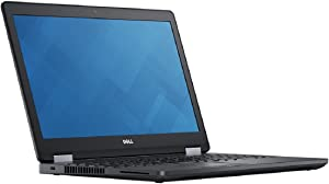 Dell PRM35206603G Precision 3520 Mobile Workstation with Intel i7-7820HQ, 8GB 500GB HDD, 15.6""