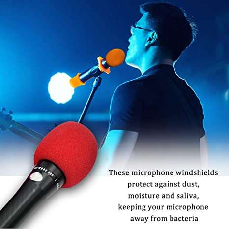 10 Stück Micro Dynamic Microphone