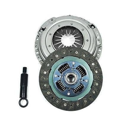 Amazon.com: EFT HD CLUTCH KIT without 2000-04 FORD FOCUS S2 SE ZTS ZTW ZX3 ZX5 2.0L DOHC: Automotive