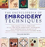 The Encyclopedia of Embroidery Techniques, Pauline Brown, 0670855685