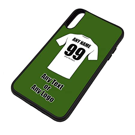 separation shoes 833b1 cd0e1 UNIGIFT Personalised Gift - Port Vale iPhone X Case (Football Club ...