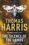 Front cover for the book The Silence of the Lambs by Thomas Harris