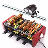 OUTERDO Barbecue Grill Light With 10 Super Bright LED Lights-Handle Mount BBQ Light for Grilling At Night,Heat & Water Resistant,Simple Installation,Touch Sensitive Switch