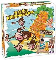 Mattel 52563 - S.O.S. Affenalarm Geschicklichkeitsspiel