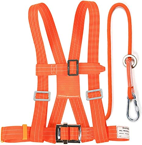 Cuerda de escalada Cinturón de seguridad Chaleco de seguridad para ...