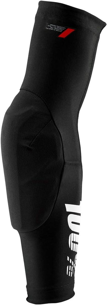 100/% Teratec Soft Elbow Pad Black L