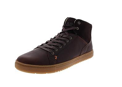 Details zu HUB FOOTWEAR Schuhe Sneakers HOOK L30 MERLINS cognac