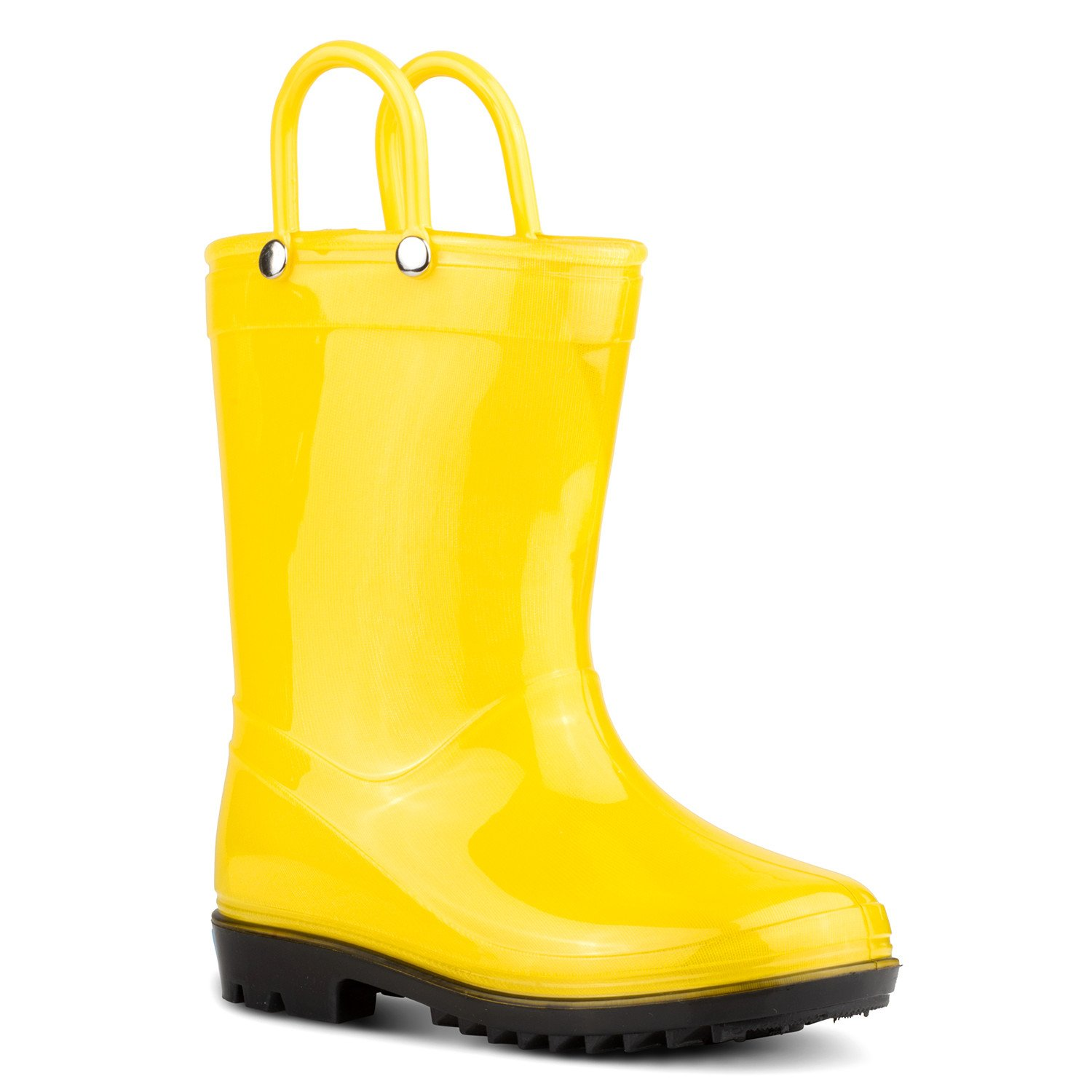 ZOOGS Children's Rain Boots with Handles, Little Kids & Toddlers, Boys & Girls by ZOOGS (Image #1)